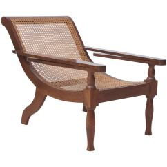 Plantation Style Chairs Walnut Dining West Indies Planters Chair In Mahogany With Caning At 1stdibs