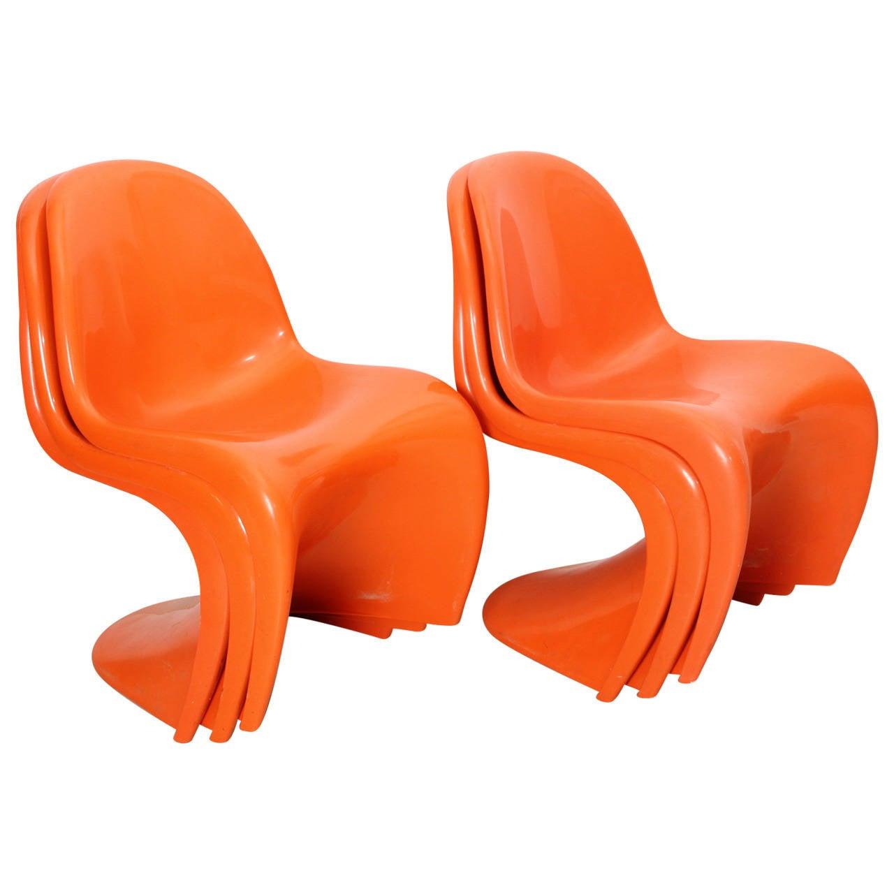 panton s chair vanity chairs with wheels 6 by verner edited herman miller