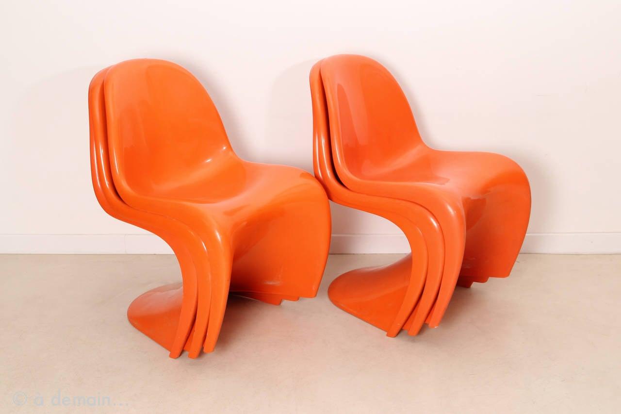 panton s chair swing aldi 6 chairs by verner edited herman miller