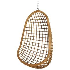 Hanging Chair Cane Hammock Stand Plans Wicker At 1stdibs