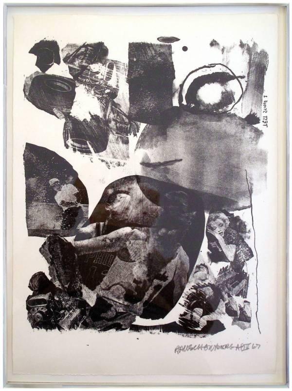 Robert Rauschenberg Art Prints