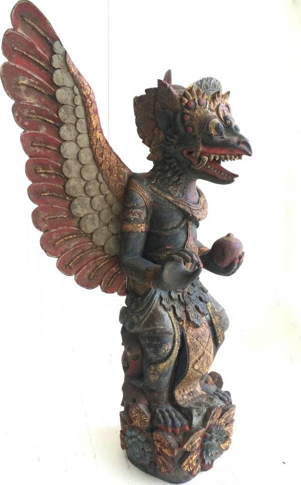 Indonesia Bali Statue Sculpture