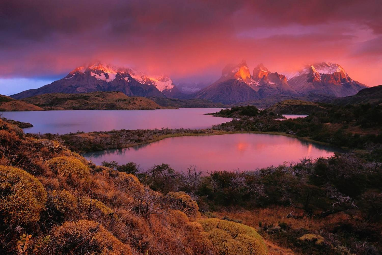 Peter Essick Torres Del Paine National Park Patagonia
