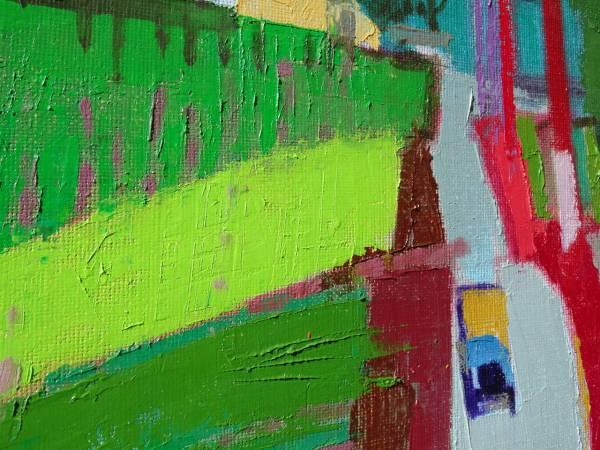 Farm Landscape Oil Paintings Art