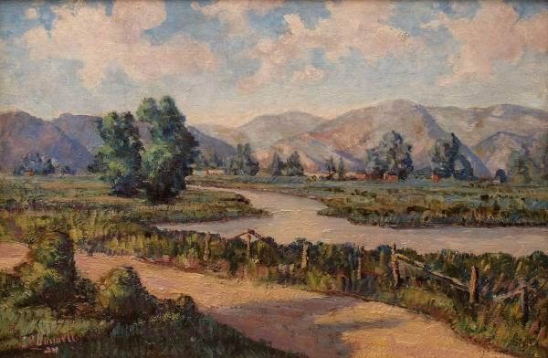 Charles Ragland Bunnell - Untitled Colorado Springs