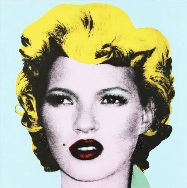 Kate Moss Banksy