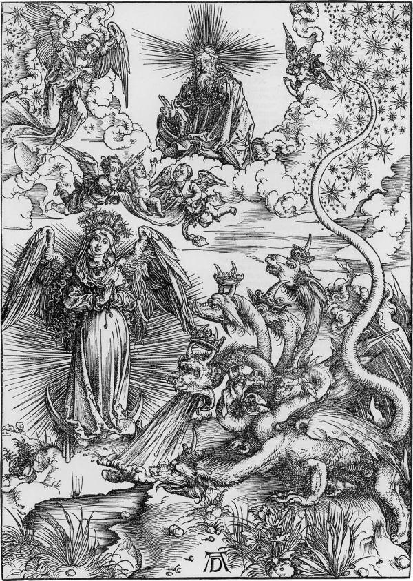 Albrecht Durer Engraving