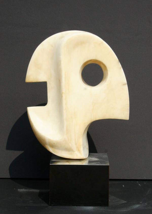 Modern Abstract Stone Sculpture