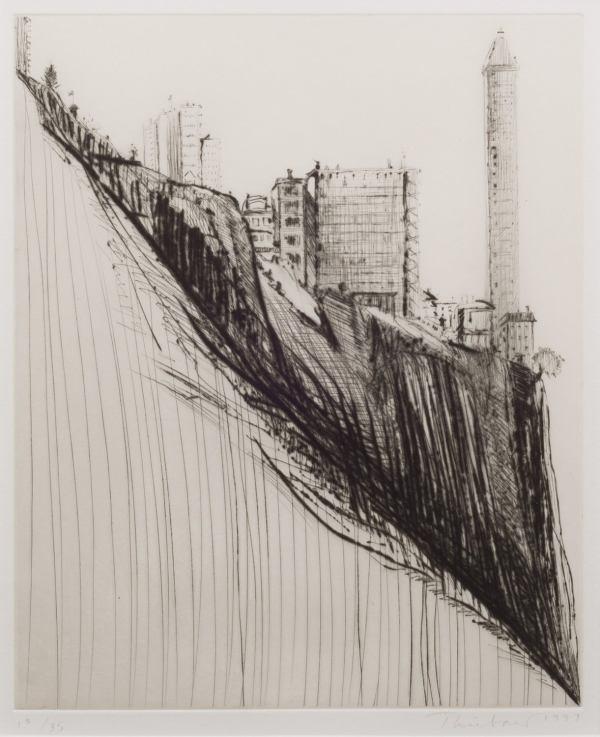 Wayne Thiebaud Prints for Sale