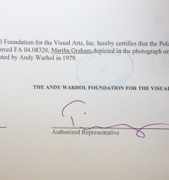 andy warhol andy warhol polaroid photograph of martha graham 1979 for sale at 1stdibs [ 3238 x 2174 Pixel ]