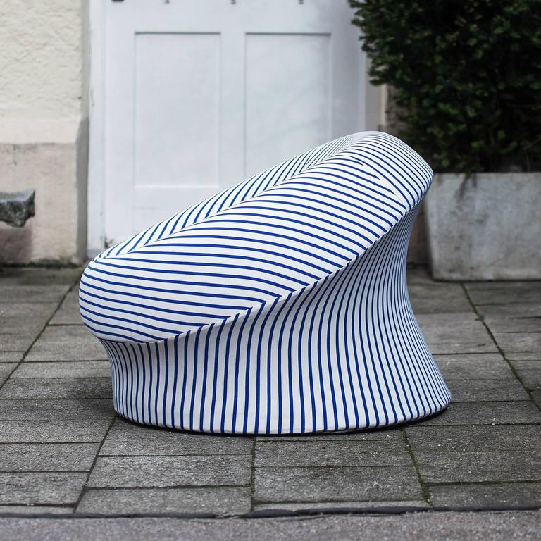 chair upholstery fabric limewash chiavari chairs hire up3 by gaetano pesce in jean paul gaultier at 1stdibs