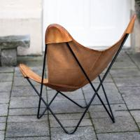Butterfly Chair by Knoll International For Sale at 1stdibs