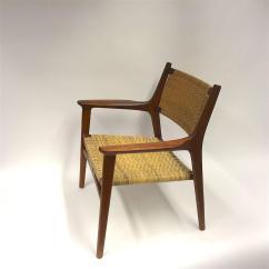 Cane Easy Chair Grey Table And Chairs Hans J Wegner For Johannes Hansen Jh 516 Teak