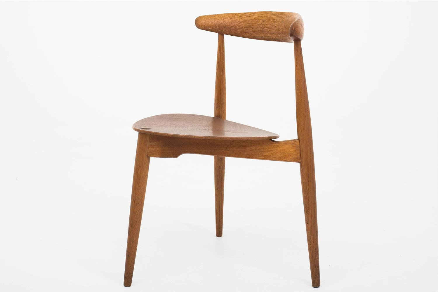 Heart Chair Quotheart Chair Quot By Hans J Wegner At 1stdibs