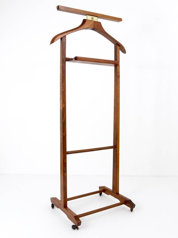 mid century modern ico parisi modernist valet stand by fratelli reguitti 1950s for sale