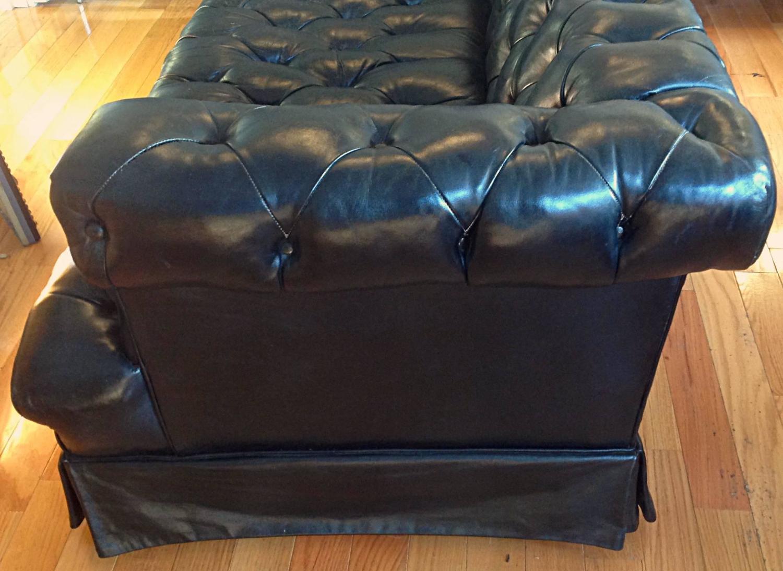 ver sofas no olx do es velvet grey tufted sofa black leather at 1stdibs