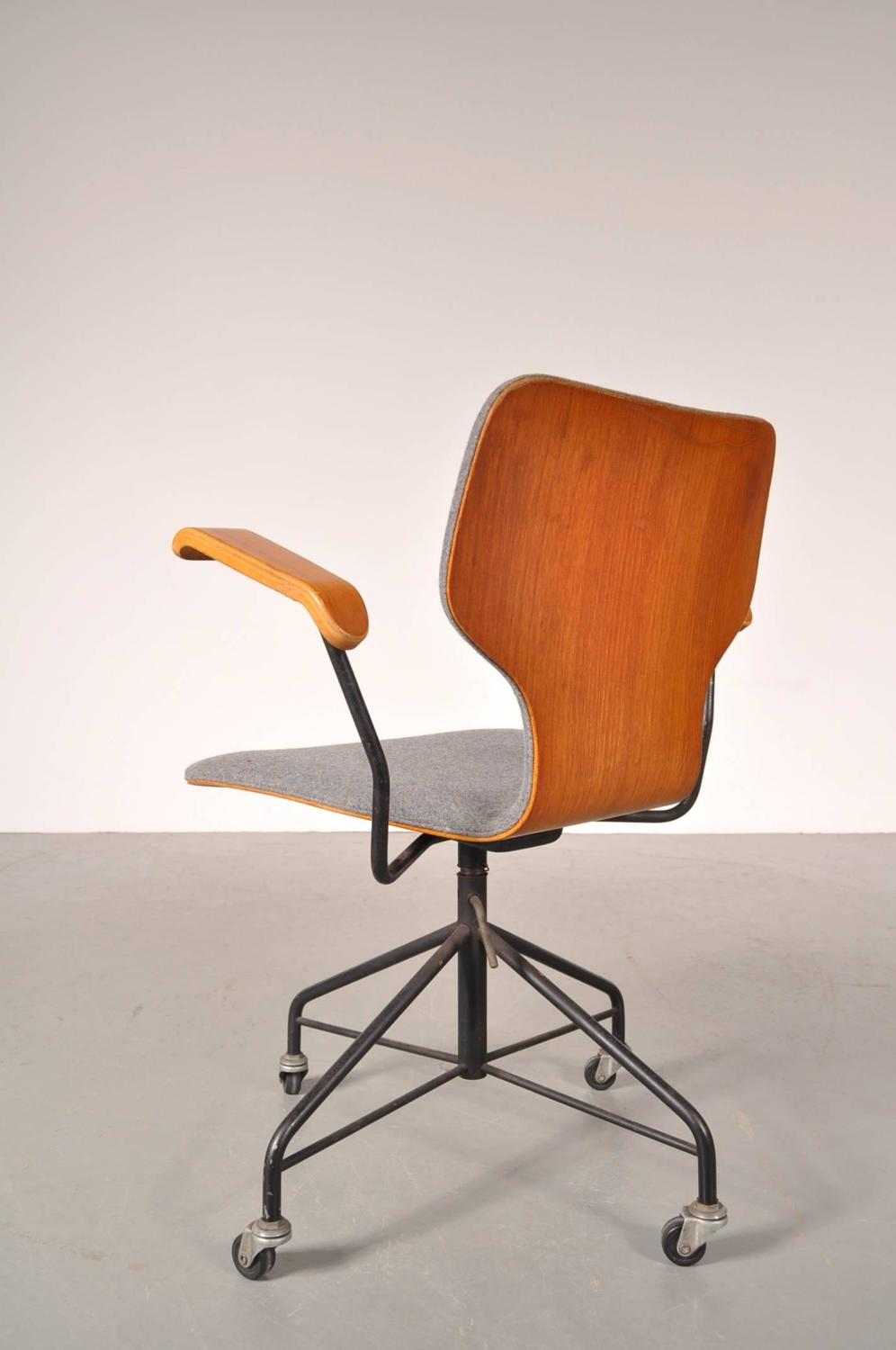 Office Chair by Isamu Kenmochi for Tendo Japan circa