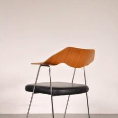 Upholstered Stacking Chairs Patio Chair Plans Diy Desk / Side By Robin Day For Hille, Uk, Circa 1950 At 1stdibs