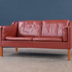 Borge Mogensen Sofa Model 2209 London Mitchell Gold Børge 2212 At 1stdibs