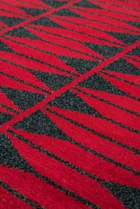 Mid-Century Carpet by Tabergs Yllefabrik in Sweden at 1stdibs