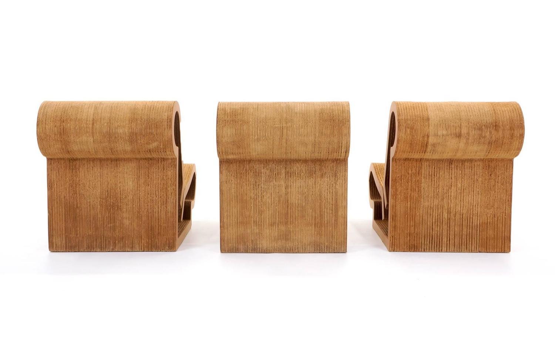 frank gehry cardboard chair cover rentals jacksonville fl rare original easy edges contour