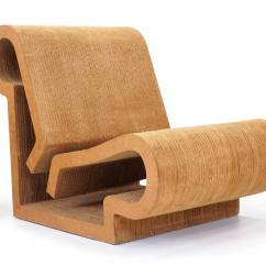 Frank Gehry Cardboard Chair Childrens Table And Chairs Kijiji Rare Original Easy Edges Contour