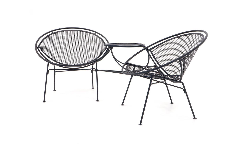 tete a chair outdoor swivel chairs usa john salterini for patio pool