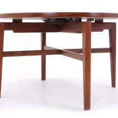 Revolving Dining Chair Spa Pedicure Jens Risom Top Lazy Susan Game Or Table