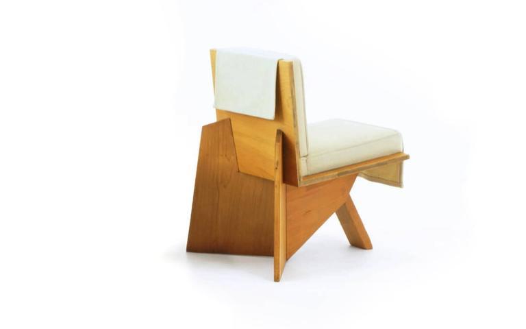 frank lloyd wright chairs girl high chair from the sondern house kansas city mo organic modern
