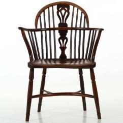 Vintage Arm Chair Covers At Christmas Tree Shop Fine English Yew And Elm Antique Windsor Armchair Circa