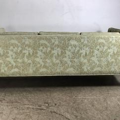 Hollywood Regency Curved Sofa The Store Reviews Unusual Sofa, Bombay Shape, Upholstered Legs, Baker ...