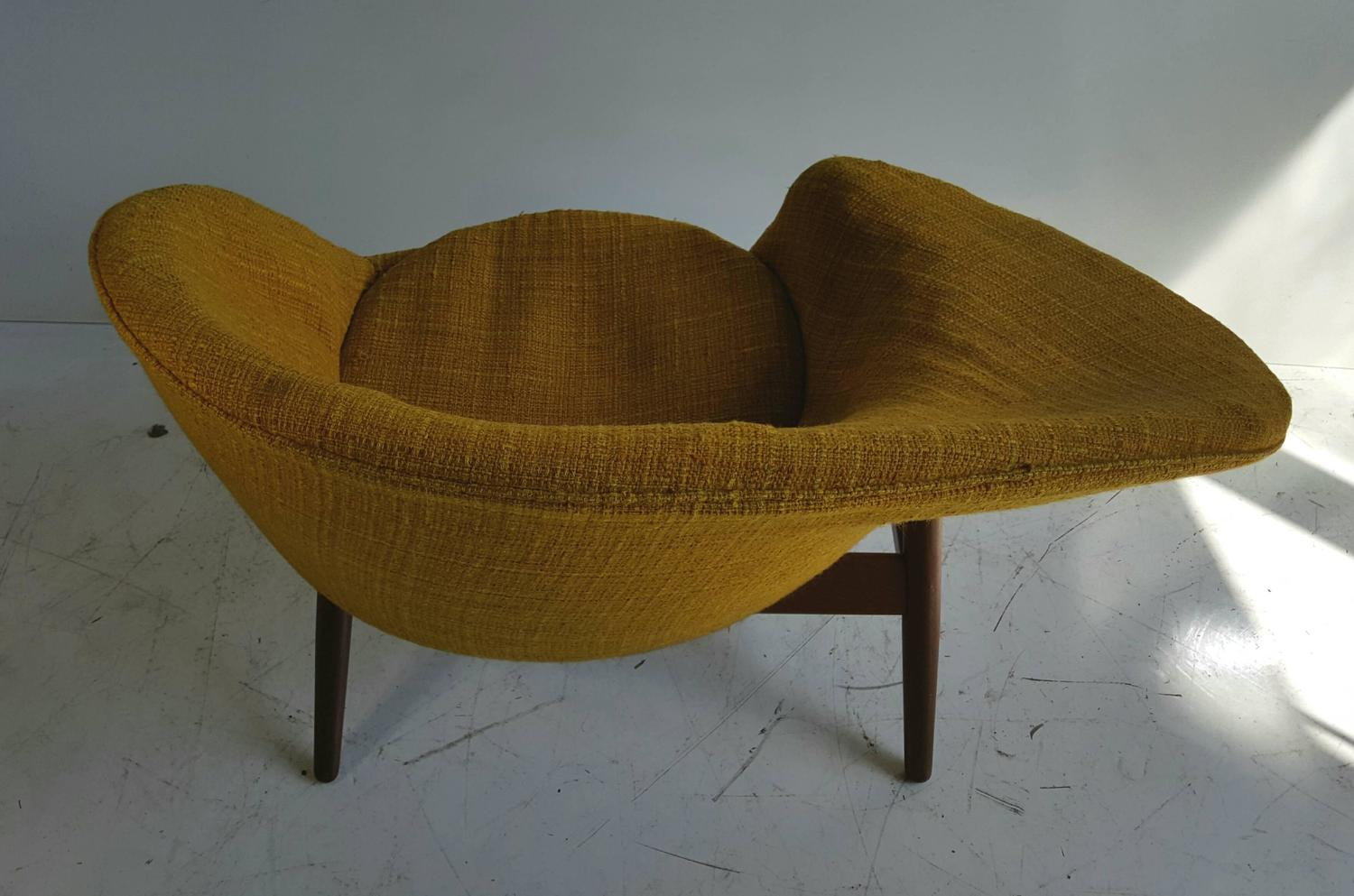 fried egg chair manual lift for stairs quotfried quot by hans olsen denmark sale at 1stdibs