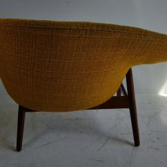 Fried Egg Chair Old People Lift Quotfried Quot By Hans Olsen Denmark For Sale At 1stdibs