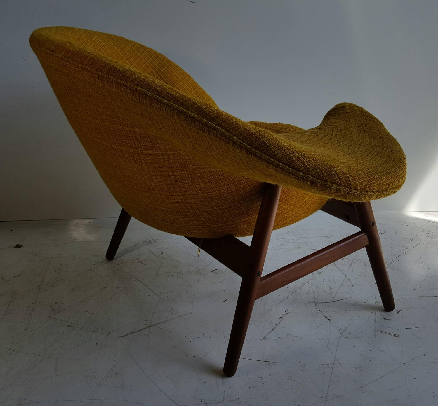 fried egg chair how to make sashes quotfried quot by hans olsen denmark for sale at 1stdibs