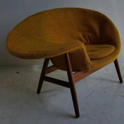 Fried Egg Chair Hammock Swing Chairs Quotfried Quot By Hans Olsen Denmark For Sale At 1stdibs