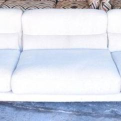 Cleaning Down Filled Sofa Cushions Large Sectional Sofas Saporiti In Wool Tweed For Sale At 1stdibs This Has Great Looks Deep Seating High Quality Construction And Sex Appeal
