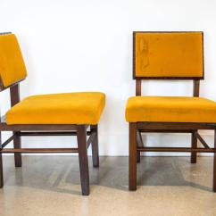 Henredon Chairs Dining Room Cynthia Rowley Nailhead Frank Lloyd Wright For Table With