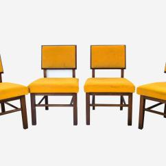 Henredon Chairs Dining Room Office On Sale Walmart Frank Lloyd Wright For Table With