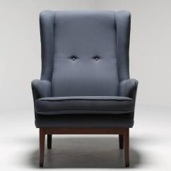 Modern Wingback Chairs For Sale Swivel Rocking Chair Parts Mid Century Wing By Arne Norell At