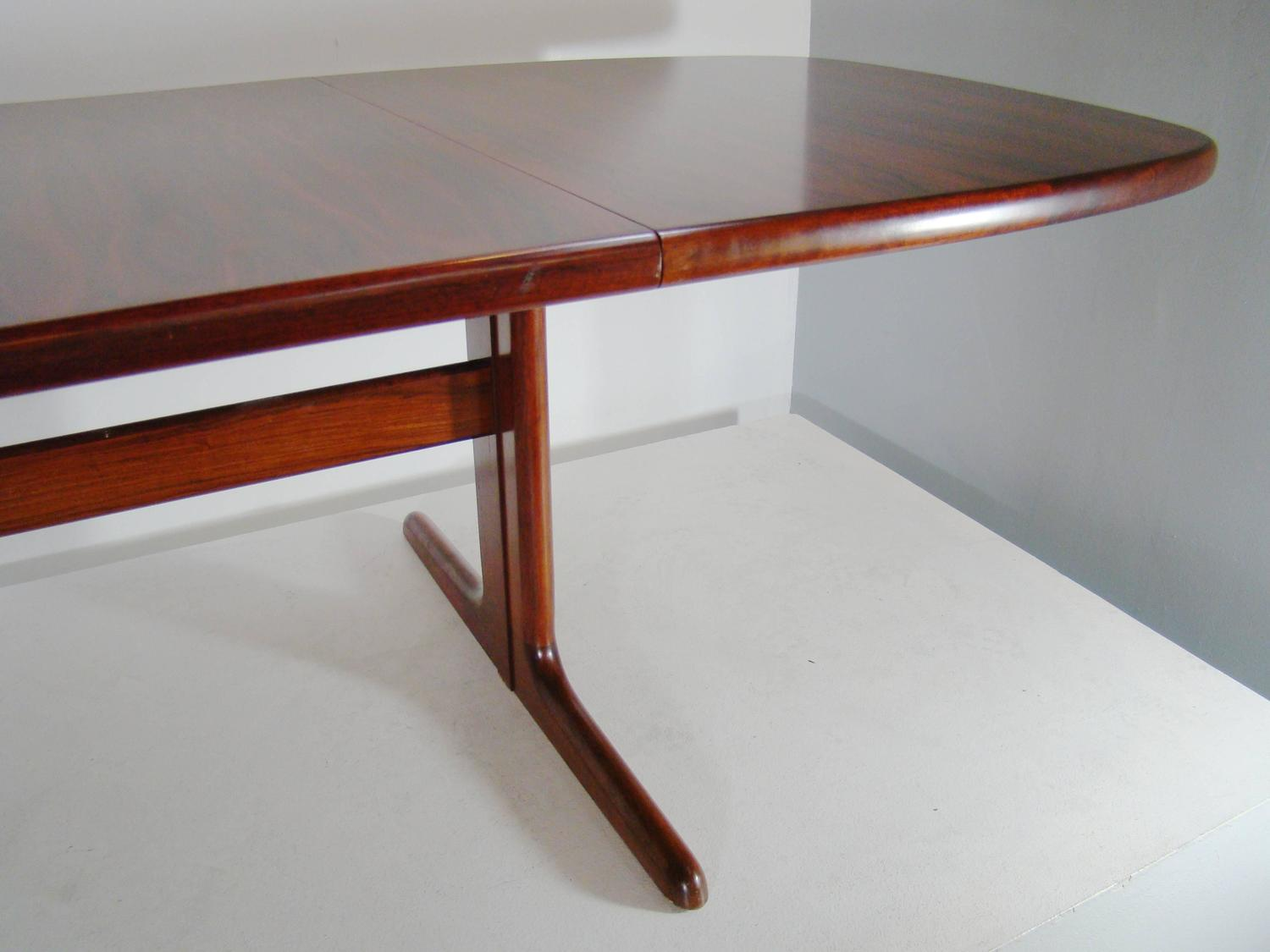 skovby rosewood dining chairs world market table by denmark at 1stdibs