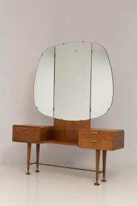 Mid Century Vanity Table | Droughtrelief.org