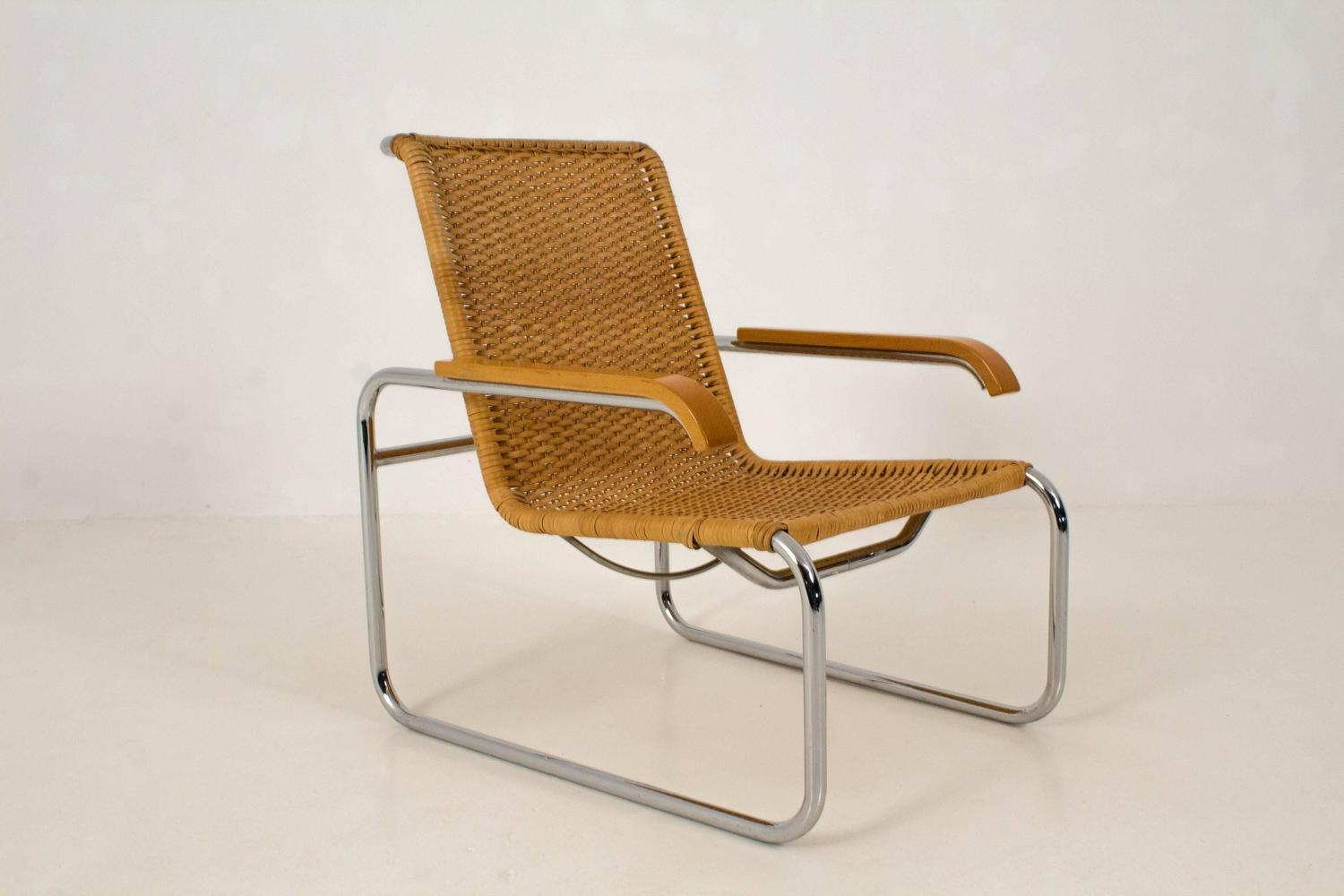 breuer chairs for sale antique wooden birthing chair b 35 lounge by marcel thonet 1970s