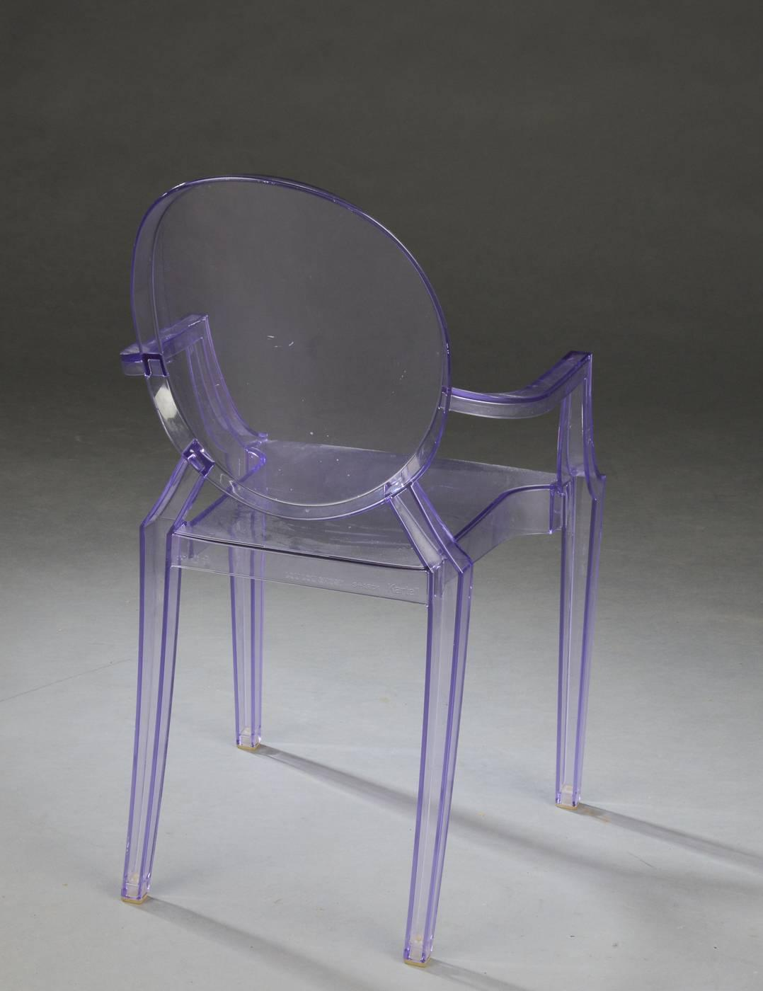 ghost chairs for sale ll bean bag chair purple kartell louis by philippe starck