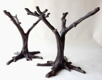 Tree Branch Dining Table Base - Dining room ideas