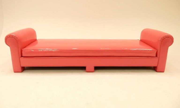 sectional sofas in las vegas nv lounger sofa chair 1974 backless pink naugahyde by california ...