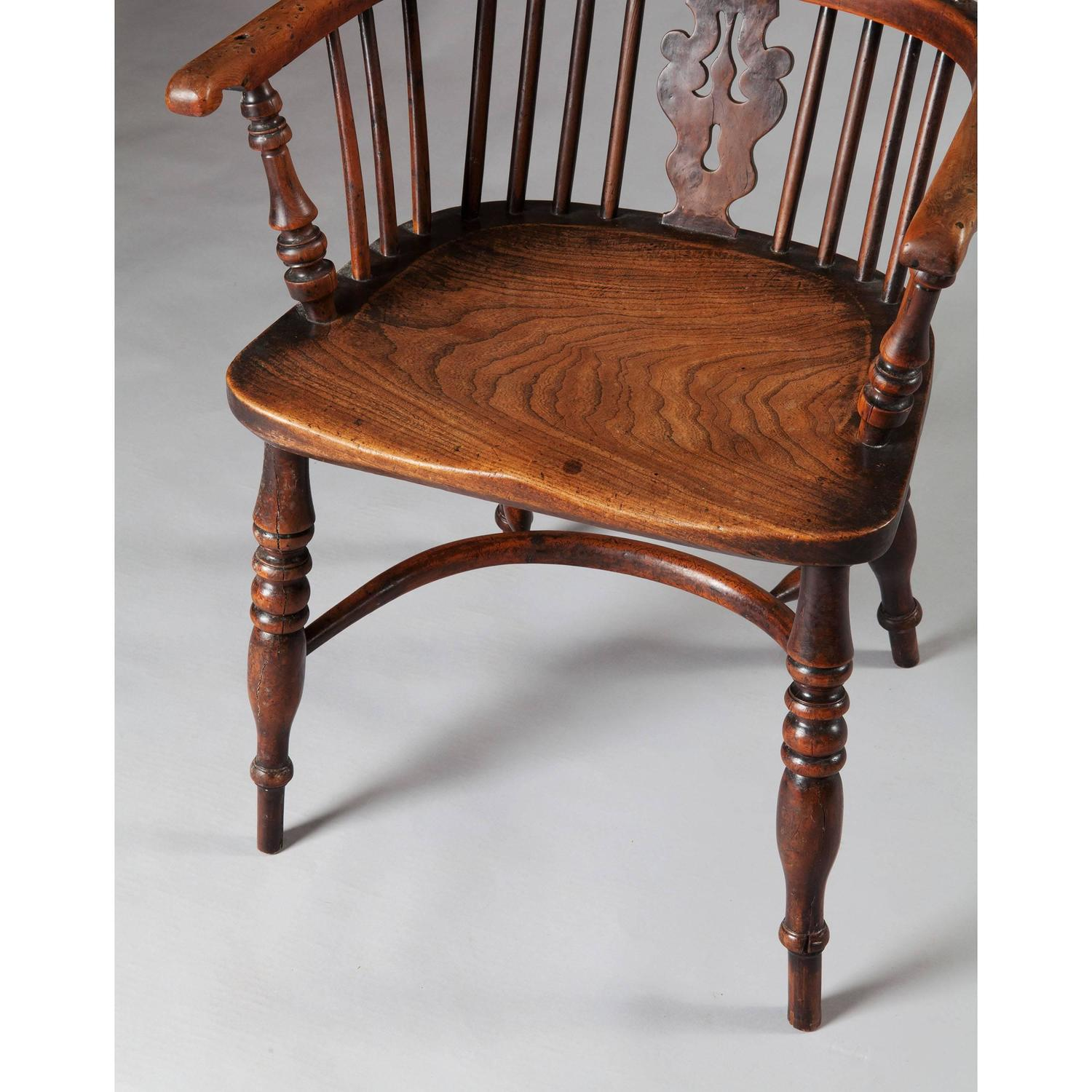 antique windsor chair identification best leather chairs yew wood for sale at 1stdibs