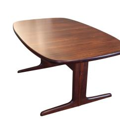 Skovby Rosewood Dining Chairs Accent Swivel Chair Table In By Furniture Factory