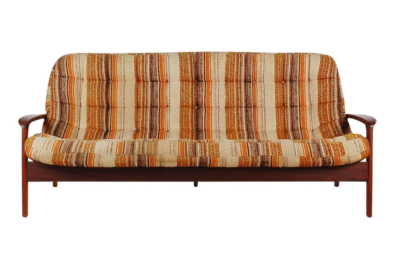 mid century style sofa canada low profile sofas uk sculptural teak by r huber danish modern