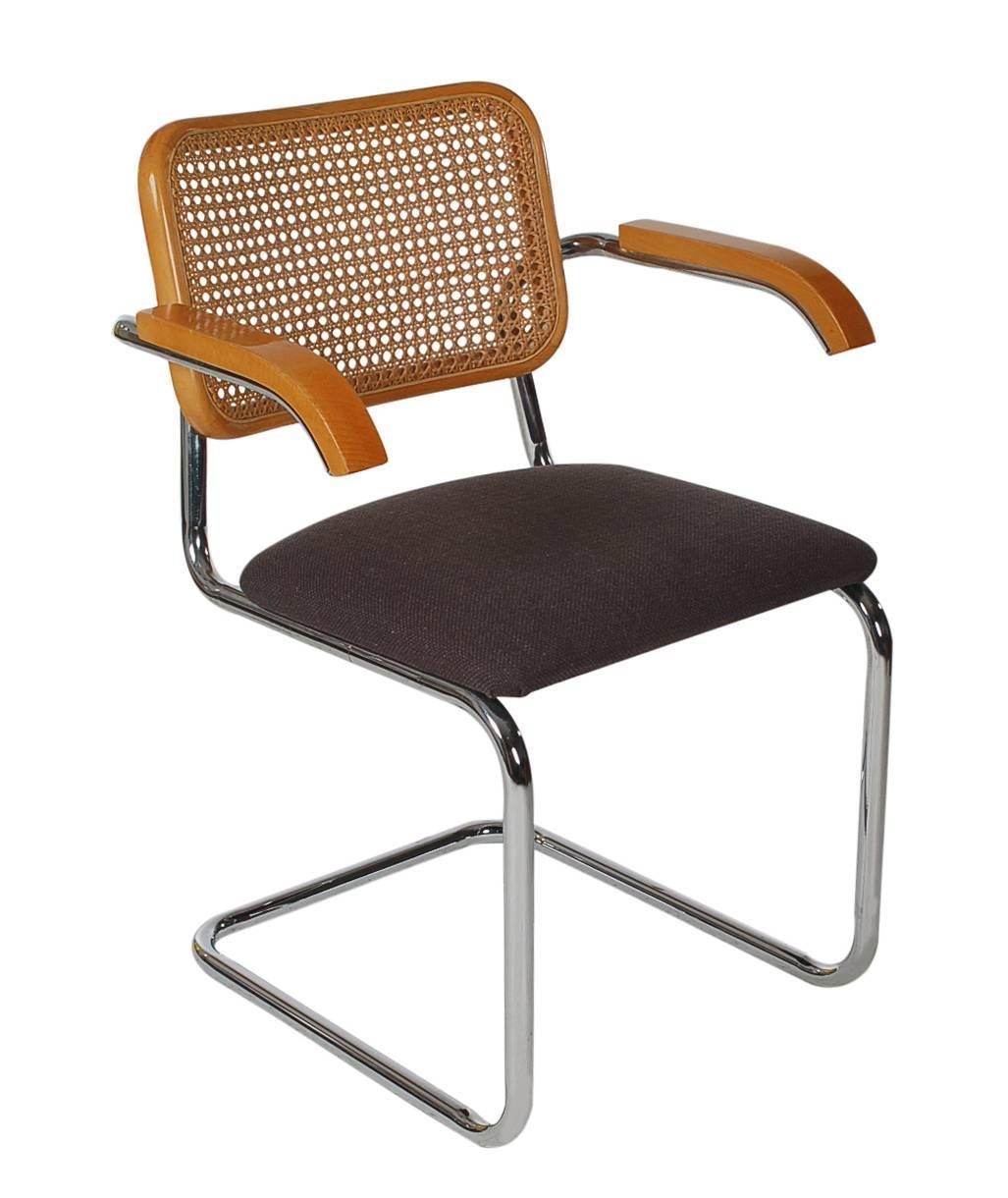 breuer chairs for sale power recliner chair parts mid century modern set of four marcel cesca cane
