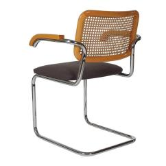 Breuer Chairs For Sale Video Games Chair Mid Century Modern Set Of Four Marcel Cesca Cane